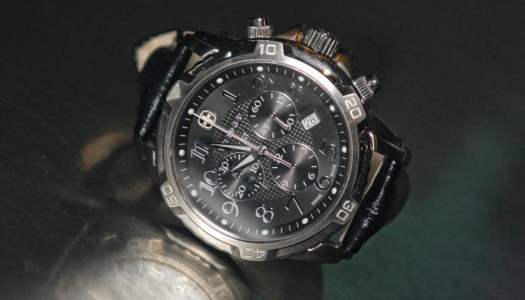 Wenger GST Chrono Review
