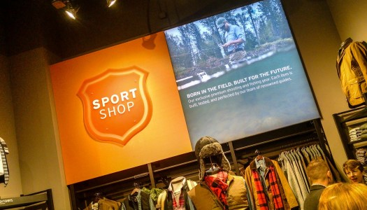 Eddie Bauer Opens New Flagship Store in San Francisco