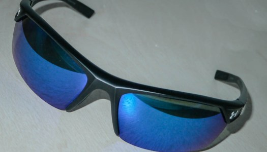 Under Armour Zone 2.0 with Blue Polarized Lens Review