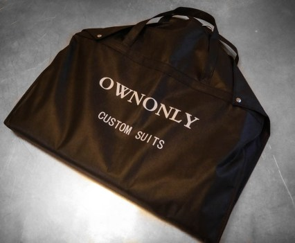 Own Only Suit Bag