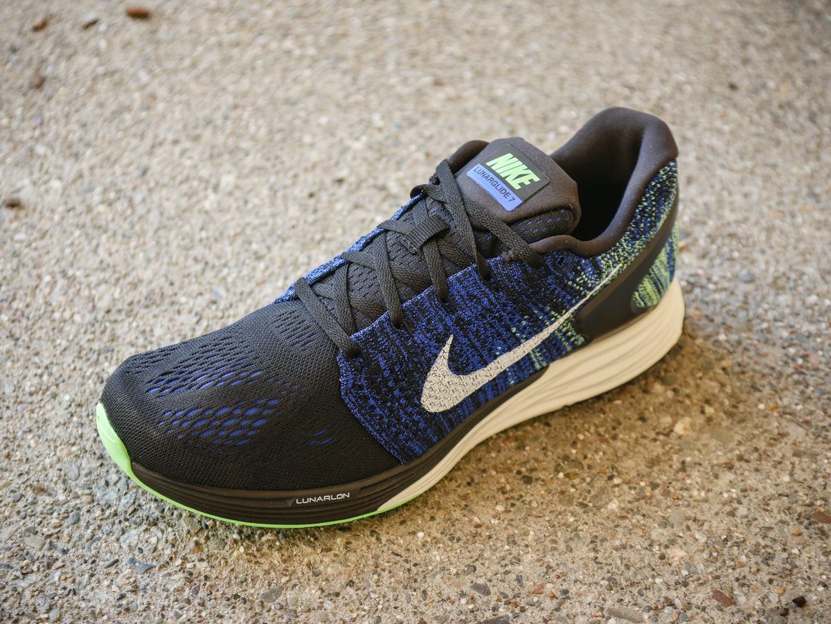 newest collection f618b 63248 GearGuide | Nike Lunar Glide 7 Review