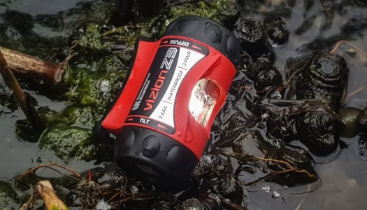 Underwater Kinetics Vision Headlamp Review