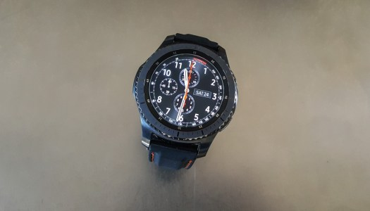 Samsung Gear S3 Frontier Watch Review