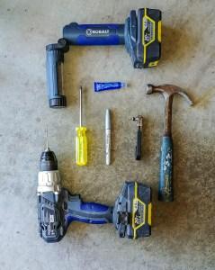 Splash Guard - Tools