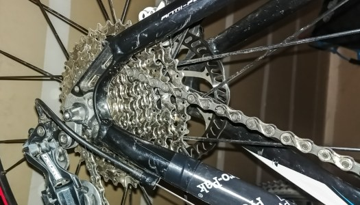 More Bike Updates