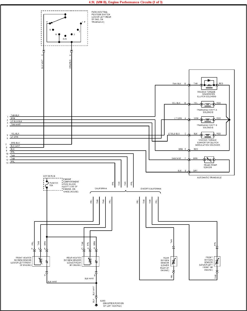 Cadillac Deville Fuse Diagram
