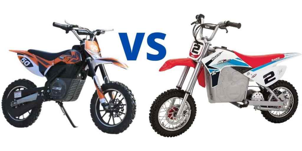 Electric vs Gas Dirt Bike for Kids
