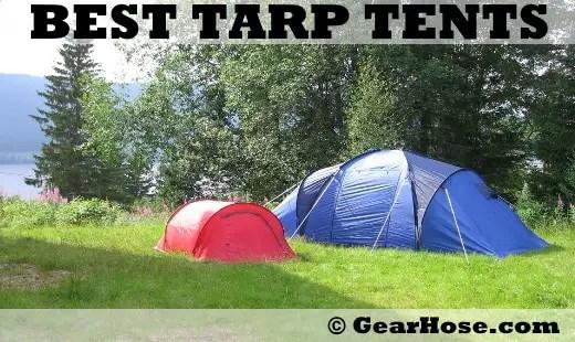 best tarp tents