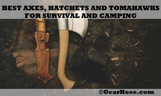 best axes, hatchets and tomahawks