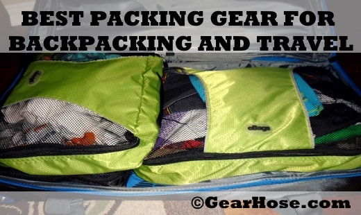 best packing gear