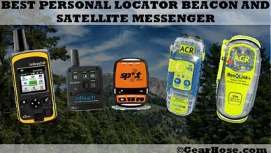 best personal locator beacon and satellite messenger