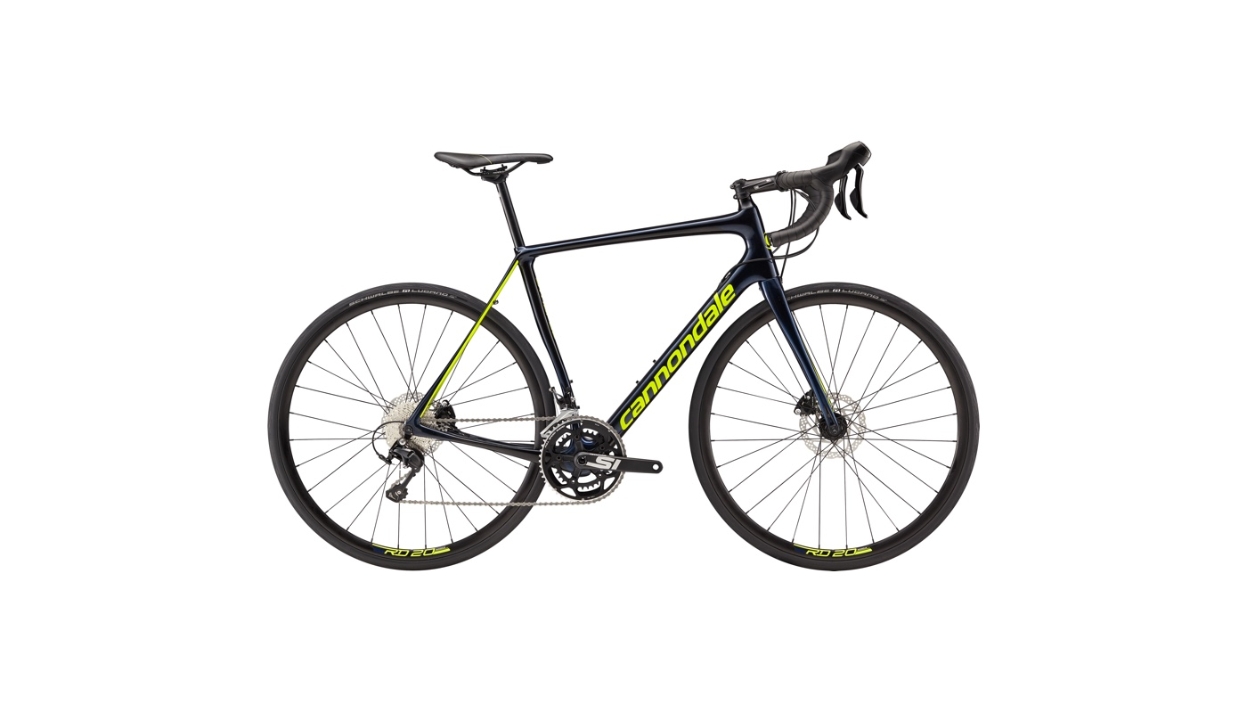 Cannondale Synapse Carbon Disc 105 Review