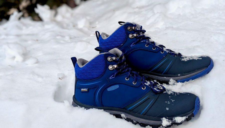 Keen Winter Hikers
