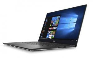 Dell XPS 15 With 4K Display