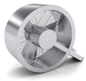 Stadler Form Q High Velocity Metal Floor Fan