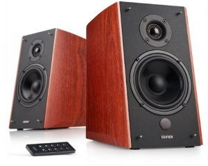 Edifier Powered Bluetooth Bookshelf Speakers