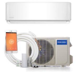 SEER Ductless Mini-Split Air Conditioner