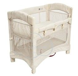 Arm's Reach Concepts Mini Ezee 2-in-1 Bedside Bassinet