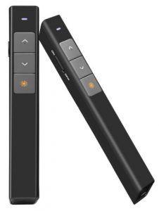 DinoFire Wireless Presenter PowerPoint Clicker