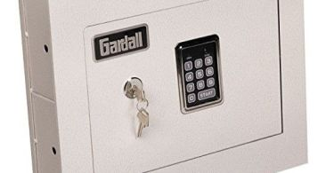 best rated wall safes