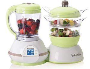 Babymoov Nutribaby - 5 in 1 Baby Food Maker