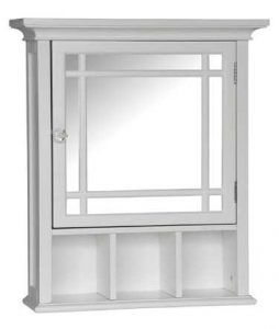 Elegant Home Fashions Neal Bathroom Cabinet