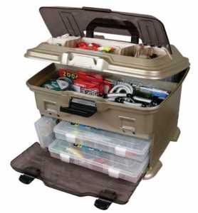 Best Tackle Boxes For Fishing Buying Guide in 2019 - Gearjib