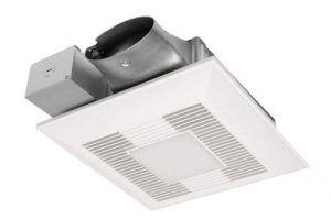 Panasonic FV-0510VSL1 WhisperValue Multi-Flow Bathroom Fan