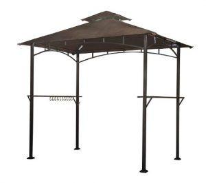Sunjoy Tiered Canopy Grill Gazebo