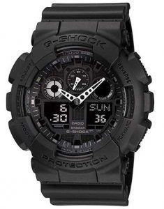 Casio Men's G-SHOCK 100-1A1 Military Series Watch