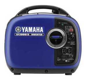 Yamaha EF2000iSv2, 1600 Running Watts/2000 Starting Watts