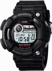 Casio G-Shock Digital Dial Resin Quartz Men's Watch