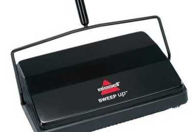 best rated carpet sweepers