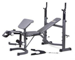 Body Champ Olympic Weight Bench