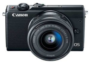 Canon EOS M100 Mirrorless Camera