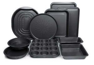 ChefLand 10-Pc. Nonstick Bakeware Set