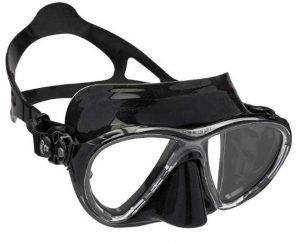 Cressi Adult Patented Inclined Inverted Teardrops Lens Mask