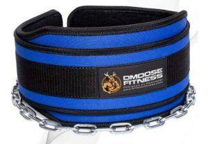 DMoose Fitness Premium Dip Belt