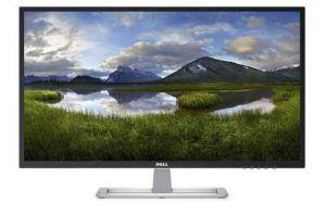"Dell D Series LED-Lit Monitor 31.5"" White"