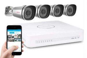 Foscam 8CH xPoE 720P Security CCTV Surveillance System