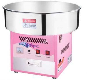 Great Northern Popcorn Commercial Quality Cotton Candy Machine