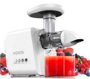KOIOS Juicer, High Juice Yield