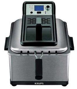 KRUPS KJ502D51 Deep Fryer, Electric Deep Fryer