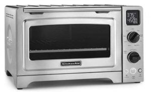 "KitchenAid KCO273SS 12"" Countertop Oven"