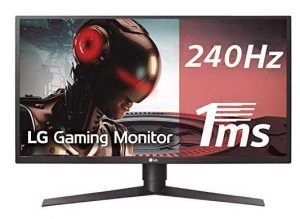 best 240hz monitor for gaming
