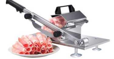 best meat slicer for home