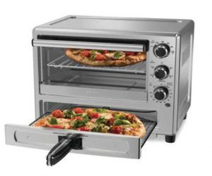 Oster Convection Oven with Dedicated Pizza Drawer