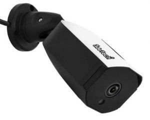 POE 5MP IP HD 2592x1944 Security 4X Zoom Bullet Camera
