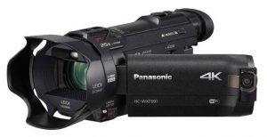 Panasonic 4K Cinema-Like Video Camera Camcorder