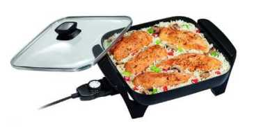 best electric skillets reviews
